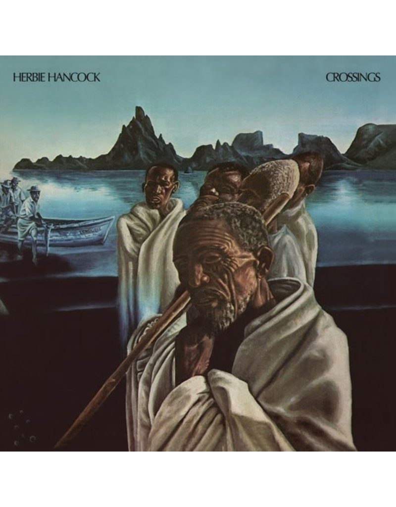 Antarctica Starts Here Hancock, Herbie: Crossings LP