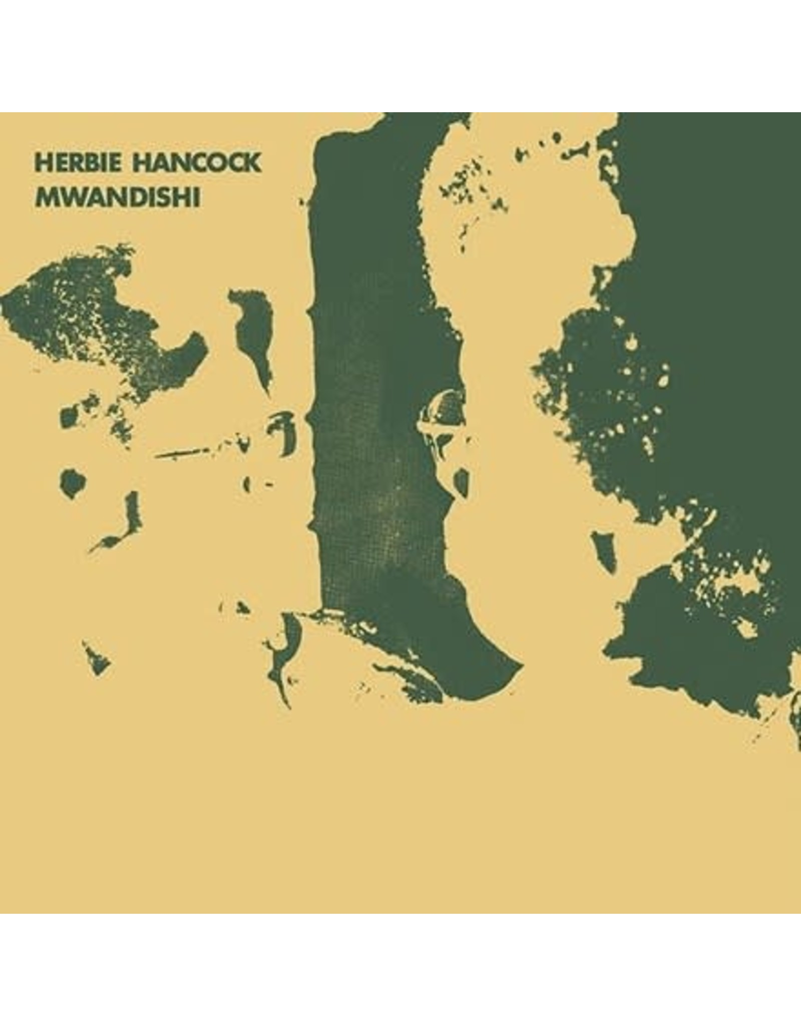Antarctica Starts Here Hancock, Herbie: Mwandishi LP