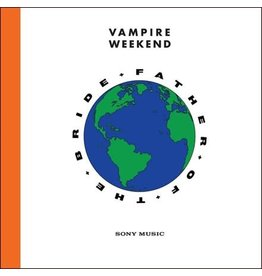 Sony Vampire Weekend: Father of the Bride LP