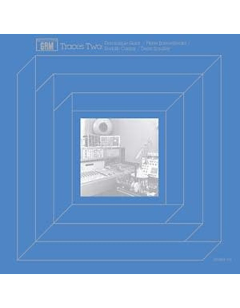ReGRM Various: Traces Two LP