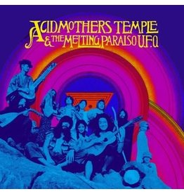 Black Editions Acid Mothers Temple & The Melting Paraiso U.F.O.: s/t LP