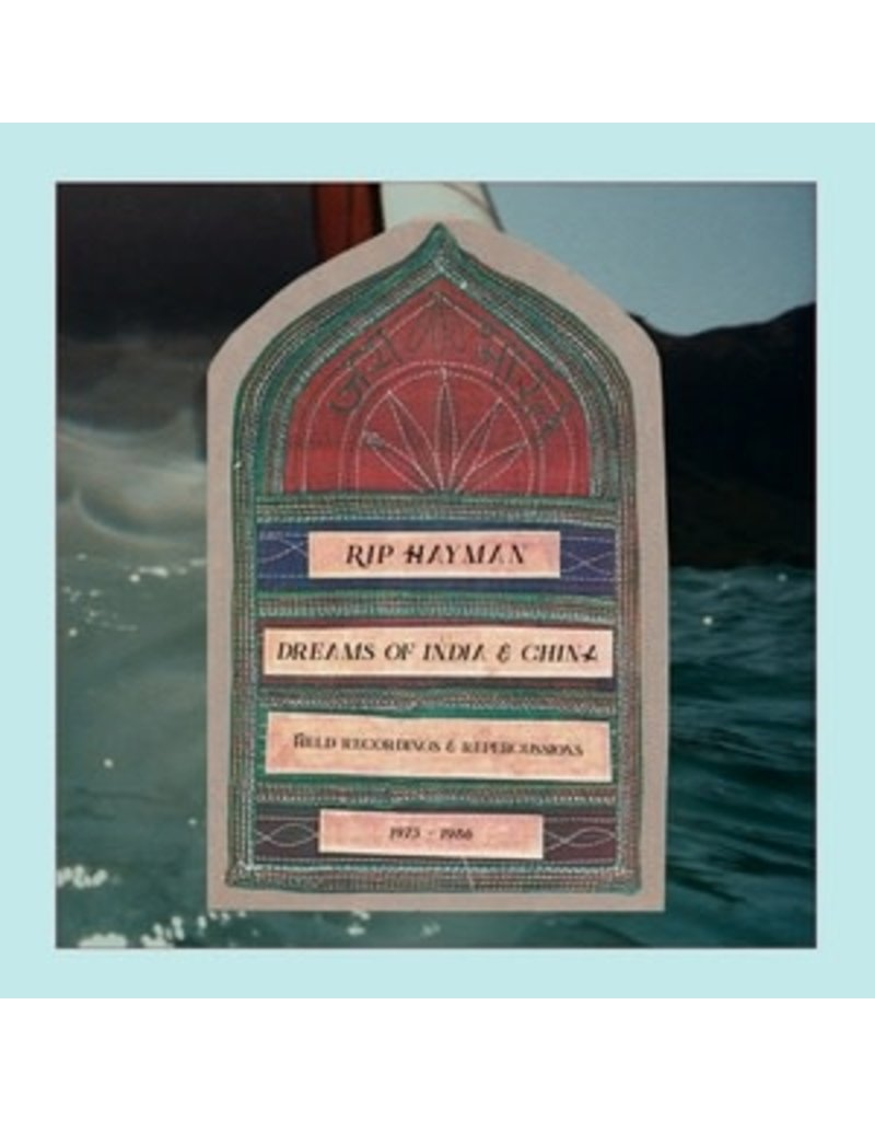 Recital Hayman, Rip: Dreams Of India & China LP