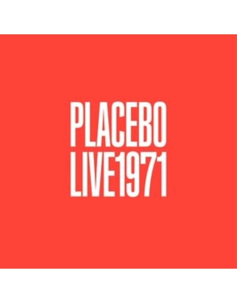We Release Jazz Placebo: Live 1971 LP