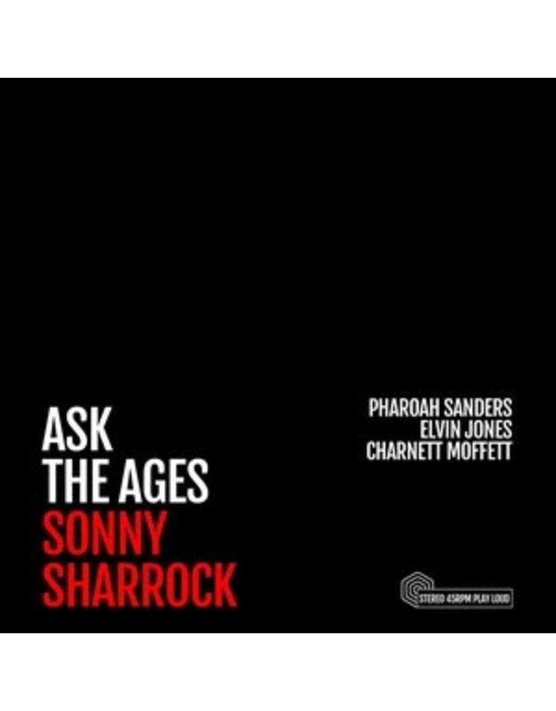 Hive Mind Sharrock, Sonny: Ask The 2LP