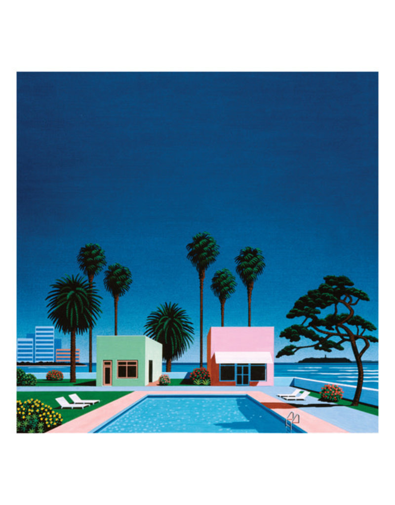 Light in the Attic Various: Pacific Breeze: Japanese City Pop, AOR & Boogie 1976-1986 (2xLP)