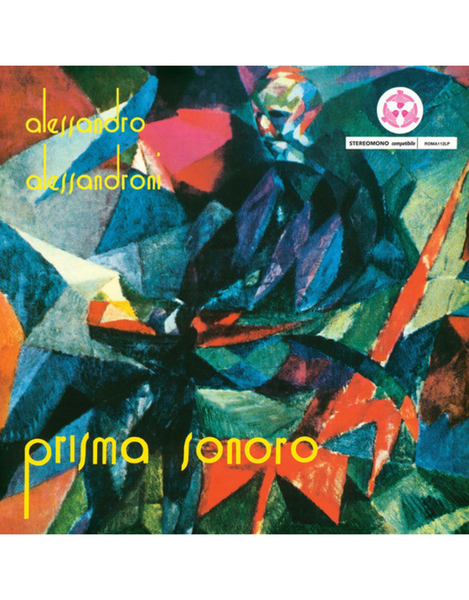 Roundtable Alessandroni, Alessandro: Prisma Sonoro LP