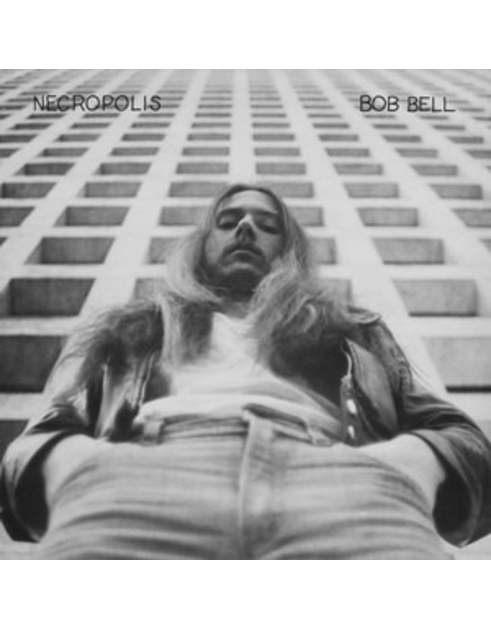 Telephone Explosion Bell, Bob: Necropolis (1978) LP