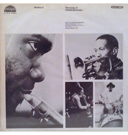 Pure Pleasure Brackeen, Charles: Rhythm X - The Music Of Charles Brackeen LP