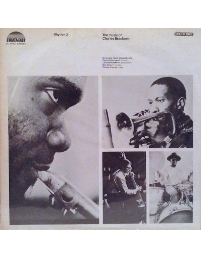 Pure Pleasure Brackeen, Charles: Rhythm X - The Music Of Charles Brackeen LP