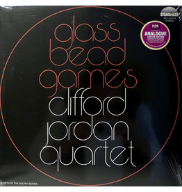 Pure Pleasure Clifford Jordan Quartet: Glass Bead Games LP