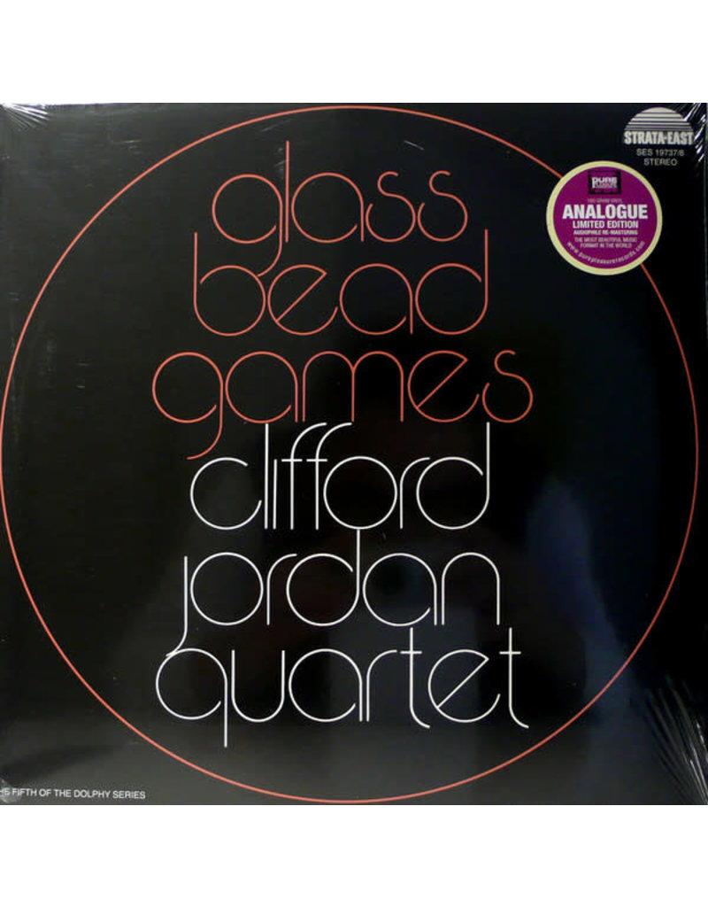 Pure Pleasure Clifford Jordan Quartet: Glass Bead Games LP