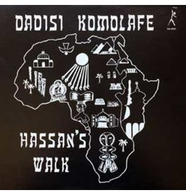 Pure Pleasure Komolahe, Dadisi: Hassan's Walk LP