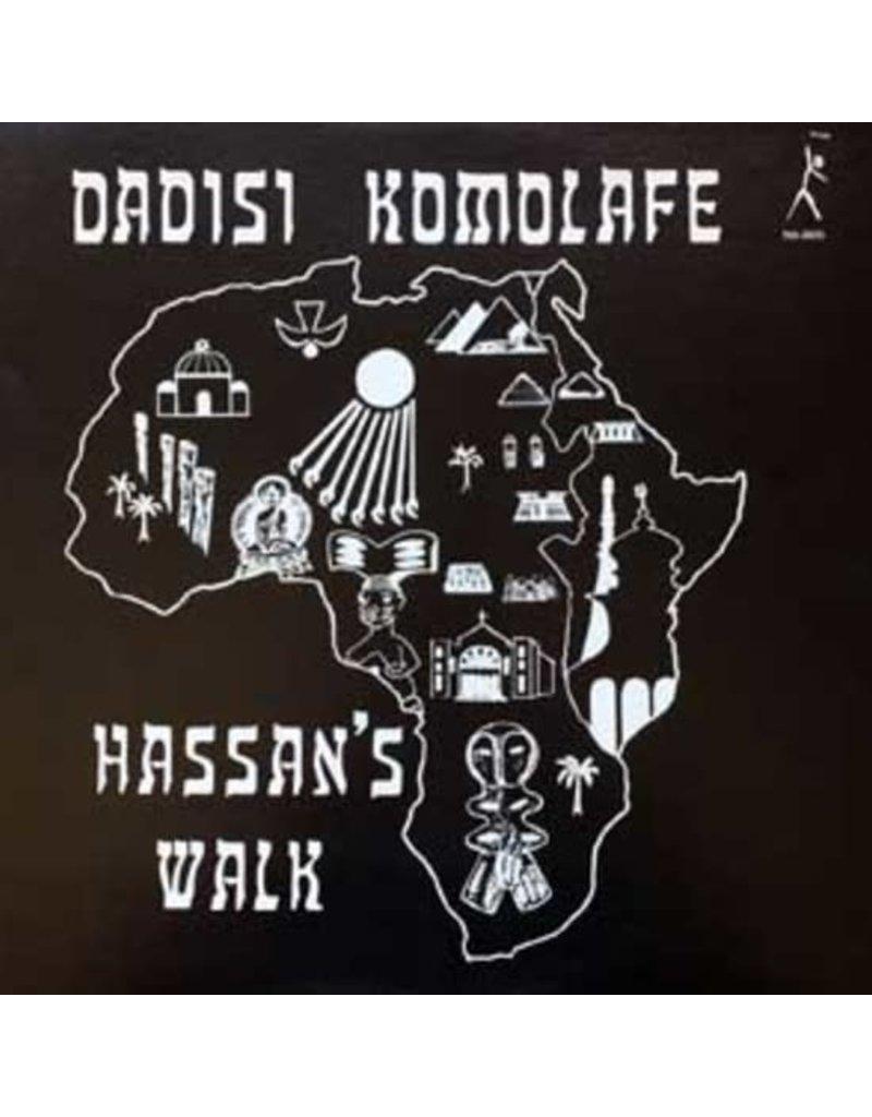 Pure Pleasure Komolahe, Dadisi: Hassan's Walk LP