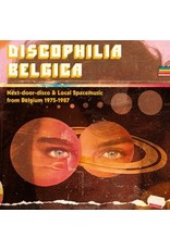 SDBAN Various: Discophilia Belgica P1 2LP
