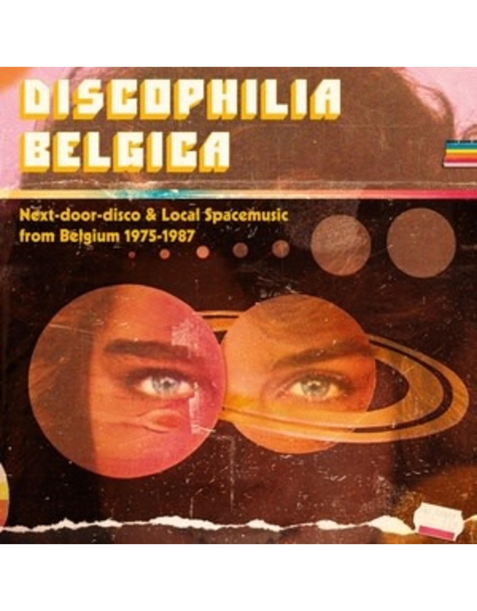 SDBAN Various: Discophilia Belgica P1 2LP