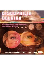 SDBAN Various: Discophilia Belgica P2 2LP