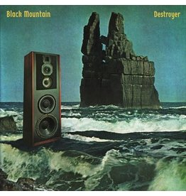 Royal Mountain Music Black Mountain: Destroyer LP
