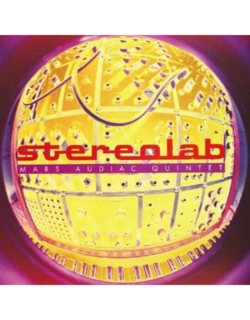 Duophonic Stereolab: Mars Audiac Quintet (3LP Clear Vinyl indie excl.) LP