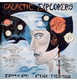 Mental Experience Galactic Explorers: Epitaph for Venus LP
