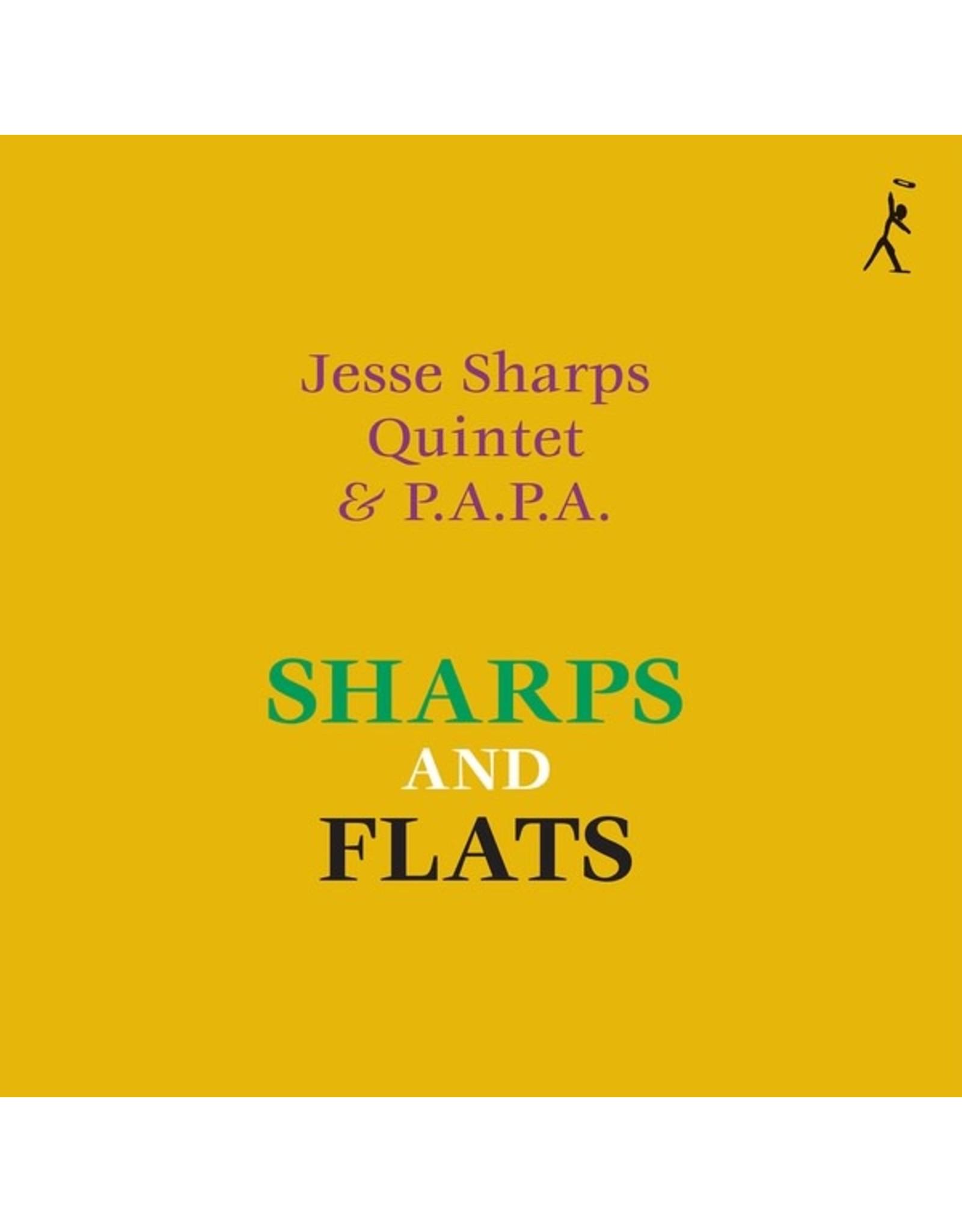 Outernational Sharps, Jesse/PAPA: Sharps & Flats LP