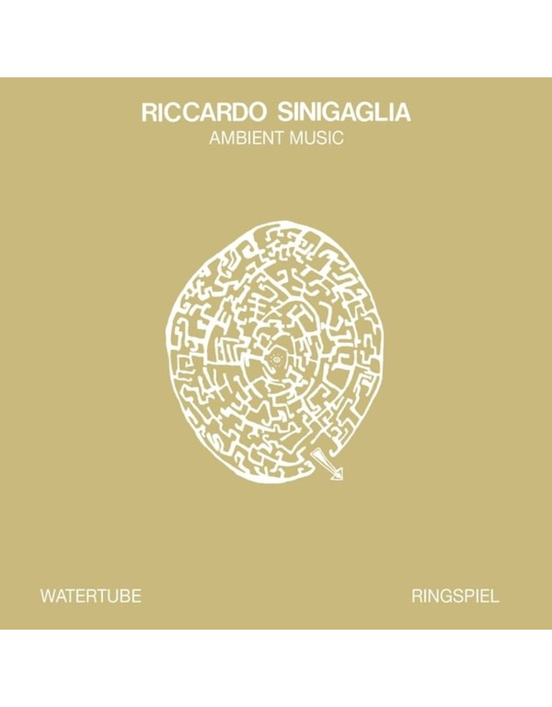 Soave Sinigaglia, Riccardo: Ambient Music LP