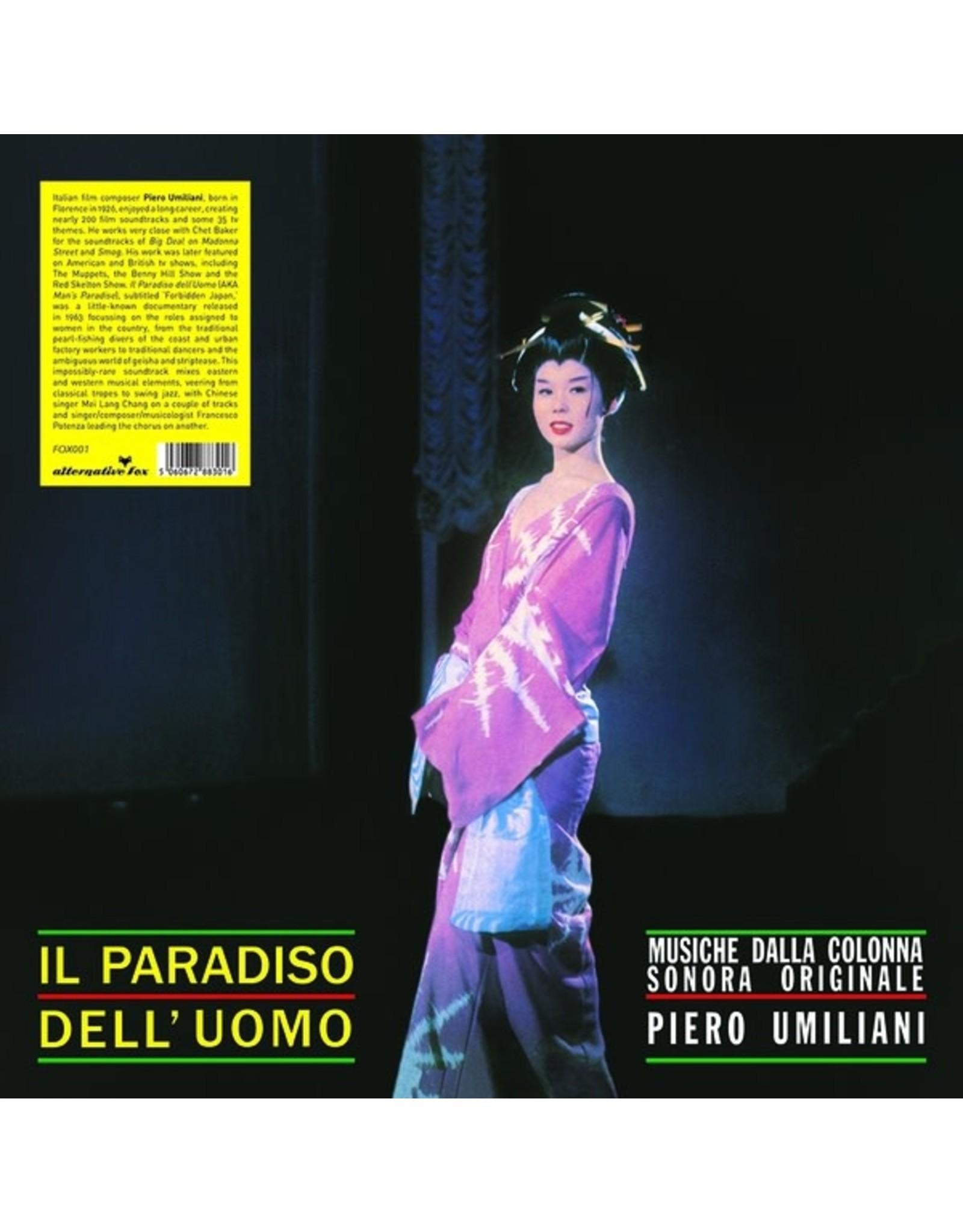 Alternative Fox Umiliani, Piero: Il Paradisco Dell'Uomo LP