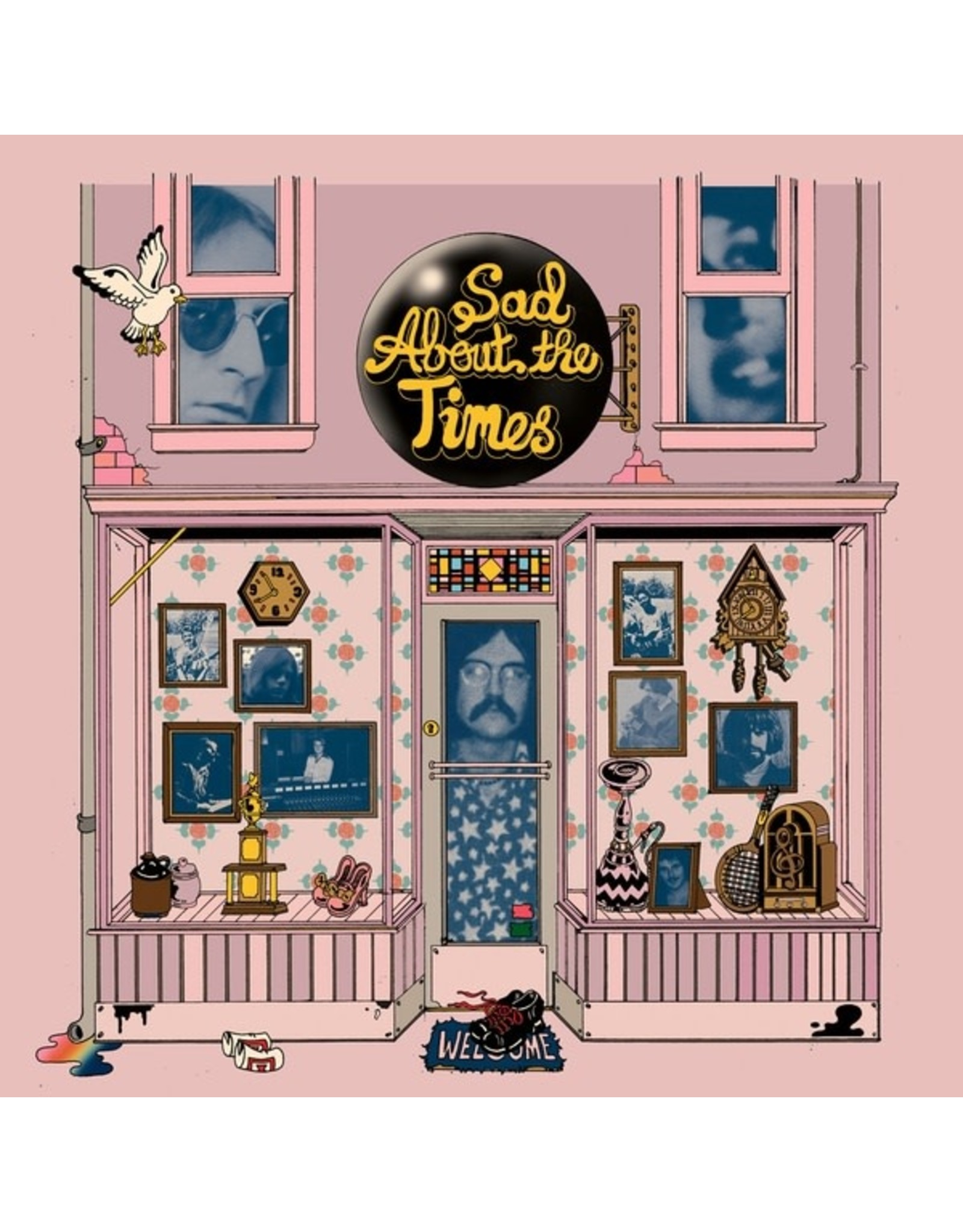 Anthology Various: Sad About The Times LP