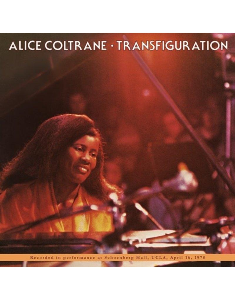 Antarctica Starts Here Coltrane, Alice: Transfiguration LP