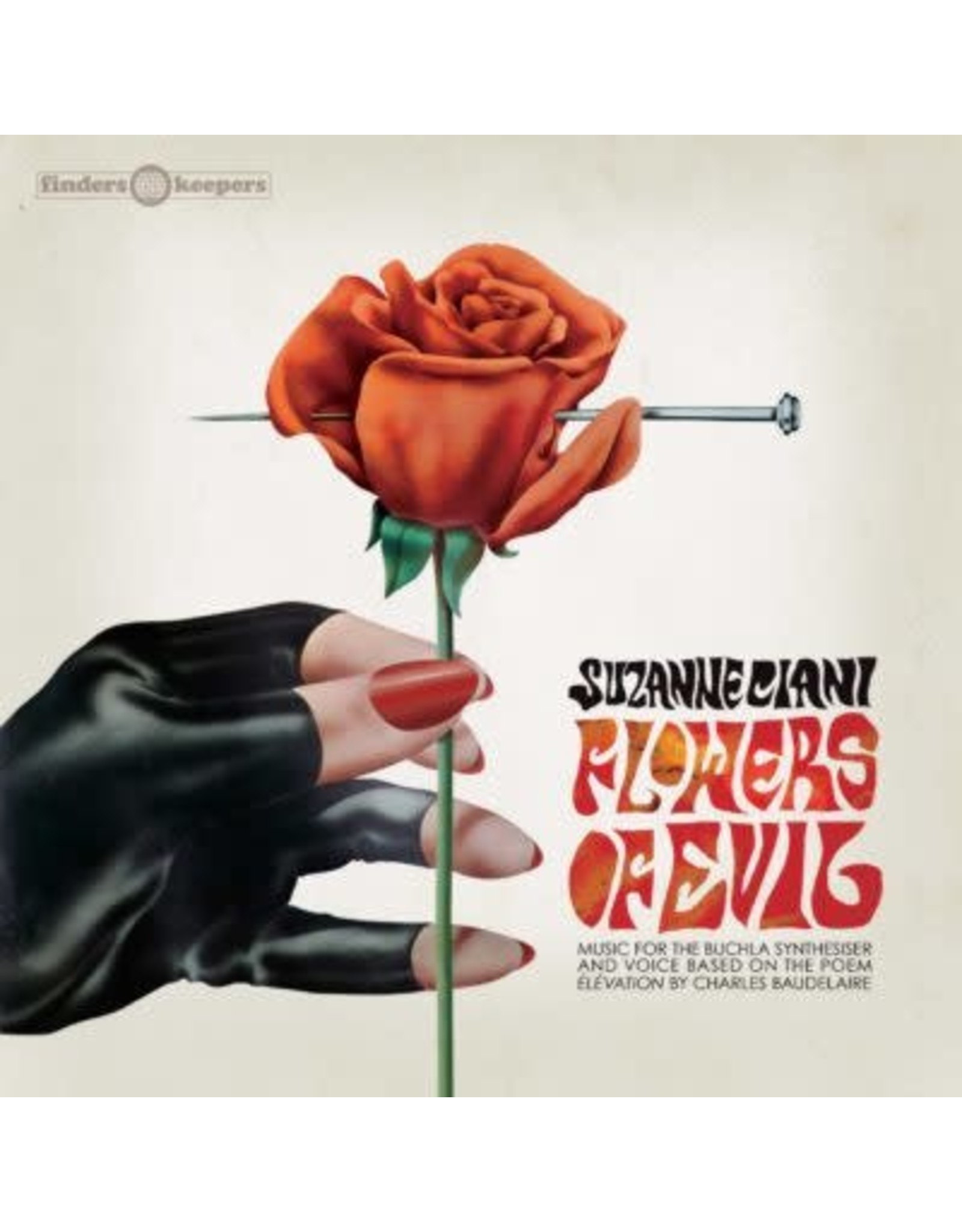 Finders Keepers Ciani, Suzanne: Flowers of Evil LP
