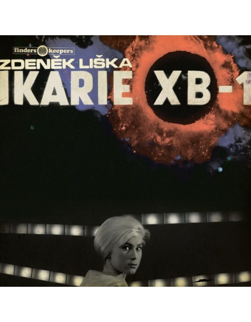 Finders Keepers Liska, Zdenek: Ikarie XB-1 LP