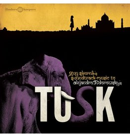 Finders Keepers Skornik, Guy: Tusk LP