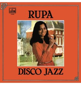 Numero Rupa: Disco Jazz LP