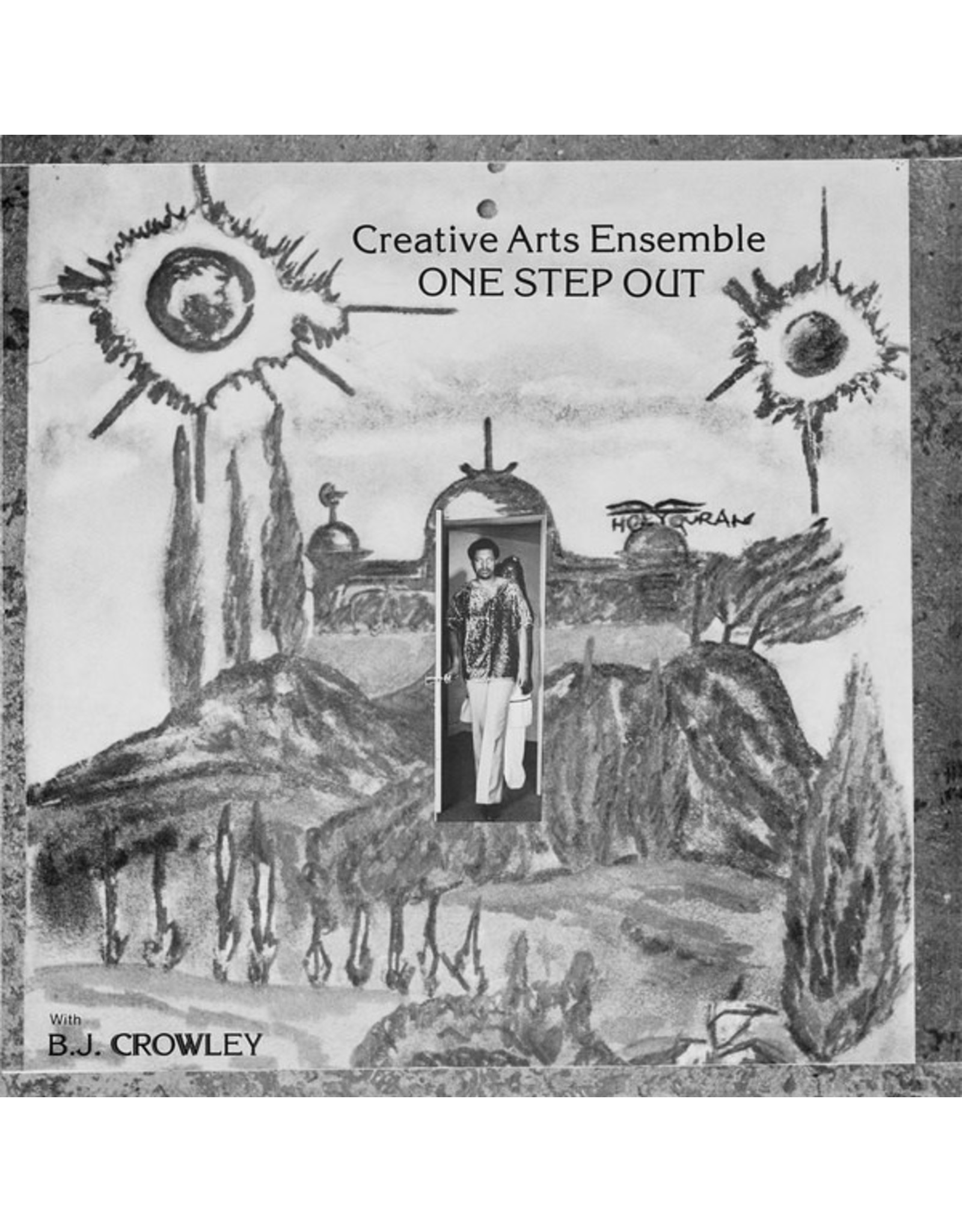 Outernational Creative Arts Ensemble: One Step Out LP