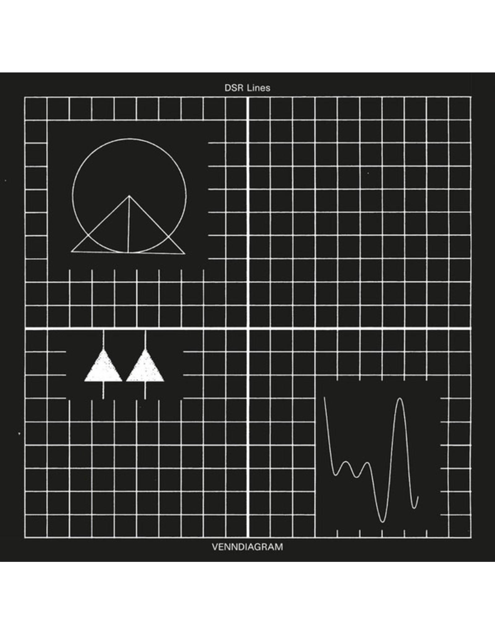 Black Sweat DSR Lines: Venndiagram LP