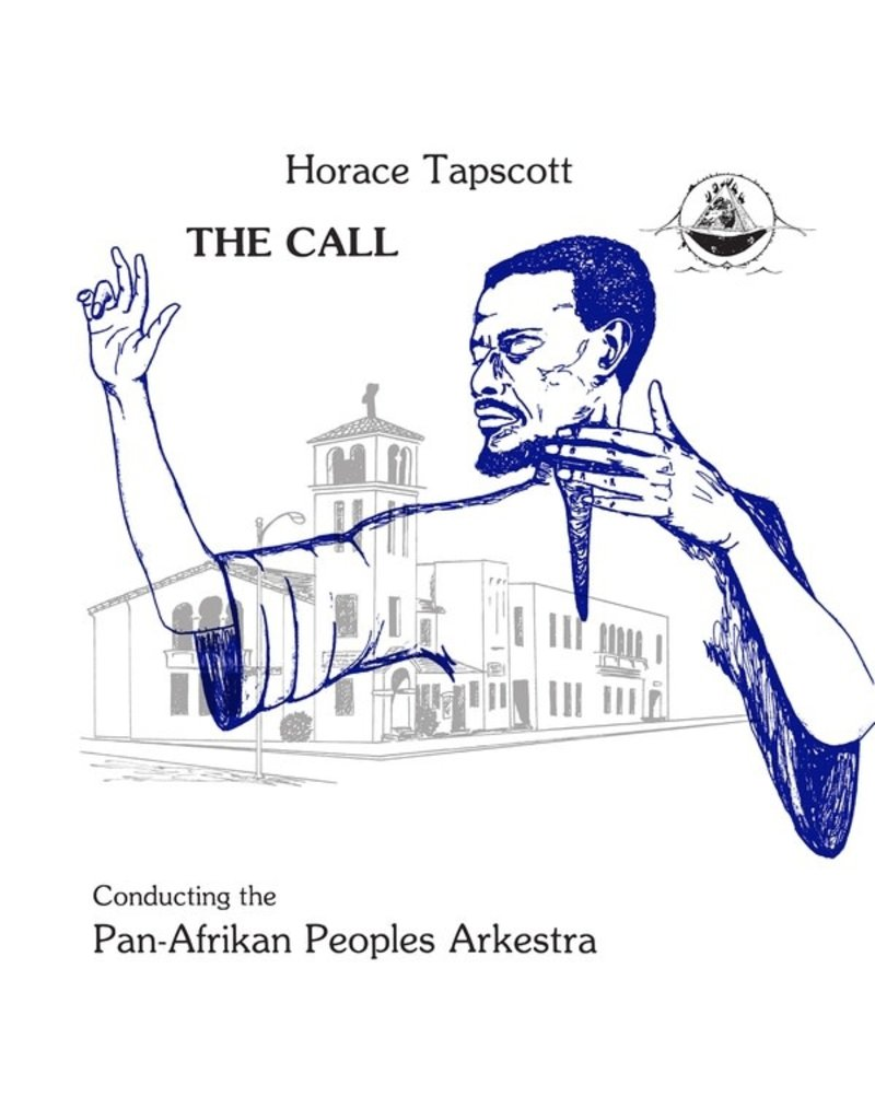 Outernational Tapscott, Horace/Pan-Afrikan Peoples Arkestra: The Call LP