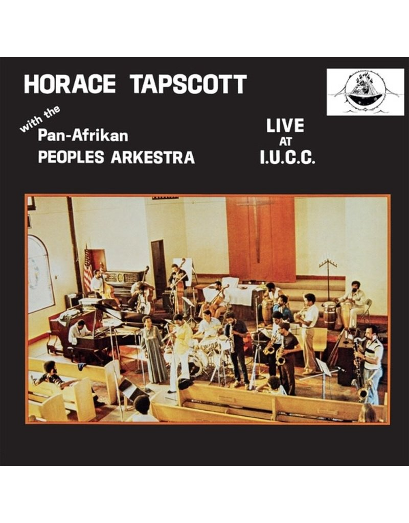 Outernational Tapscott, Horace/Pan-Afrikan Peoples Arkestra: Live at I.U.C.C.  LP