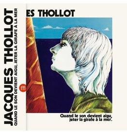 Souffle Continu Thollot, Jacques: Quand Le Son Devient Aigo LP