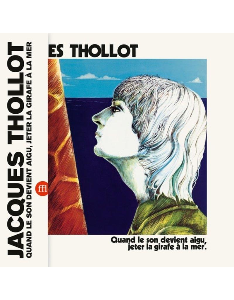Souffle Continu Thollot, Jaques: Quand Le Son LP