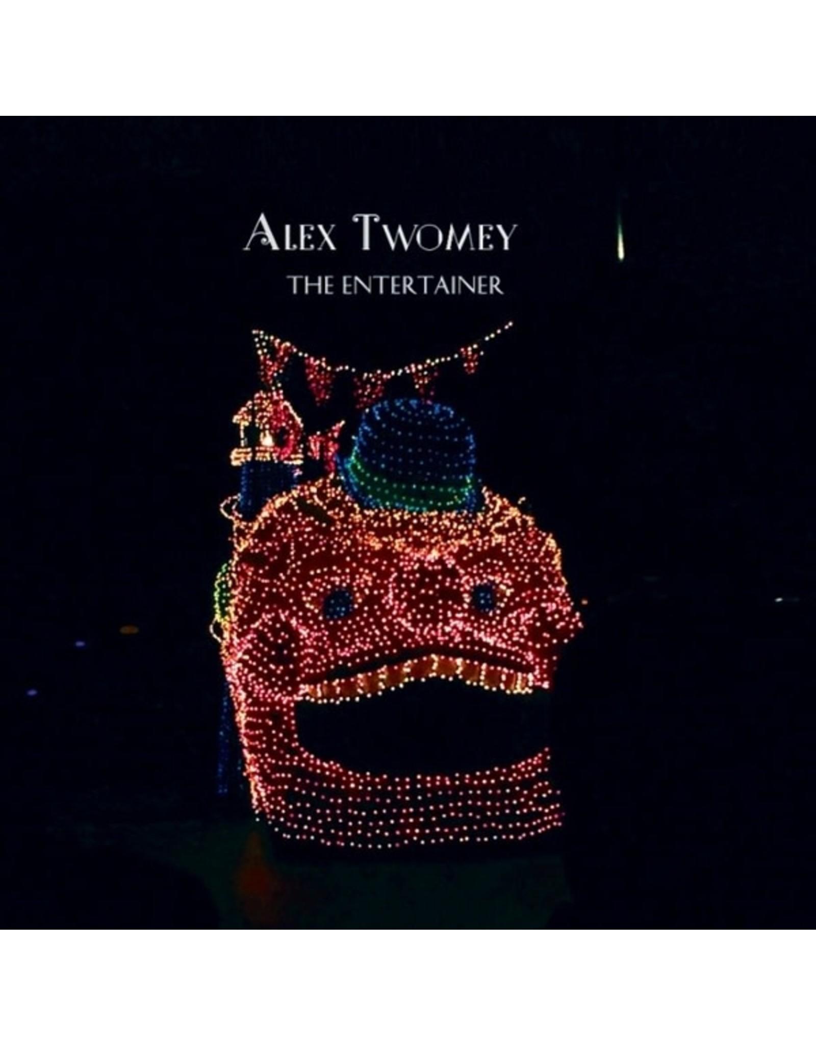 Recital Twomey, Alex: The Entertainer LP