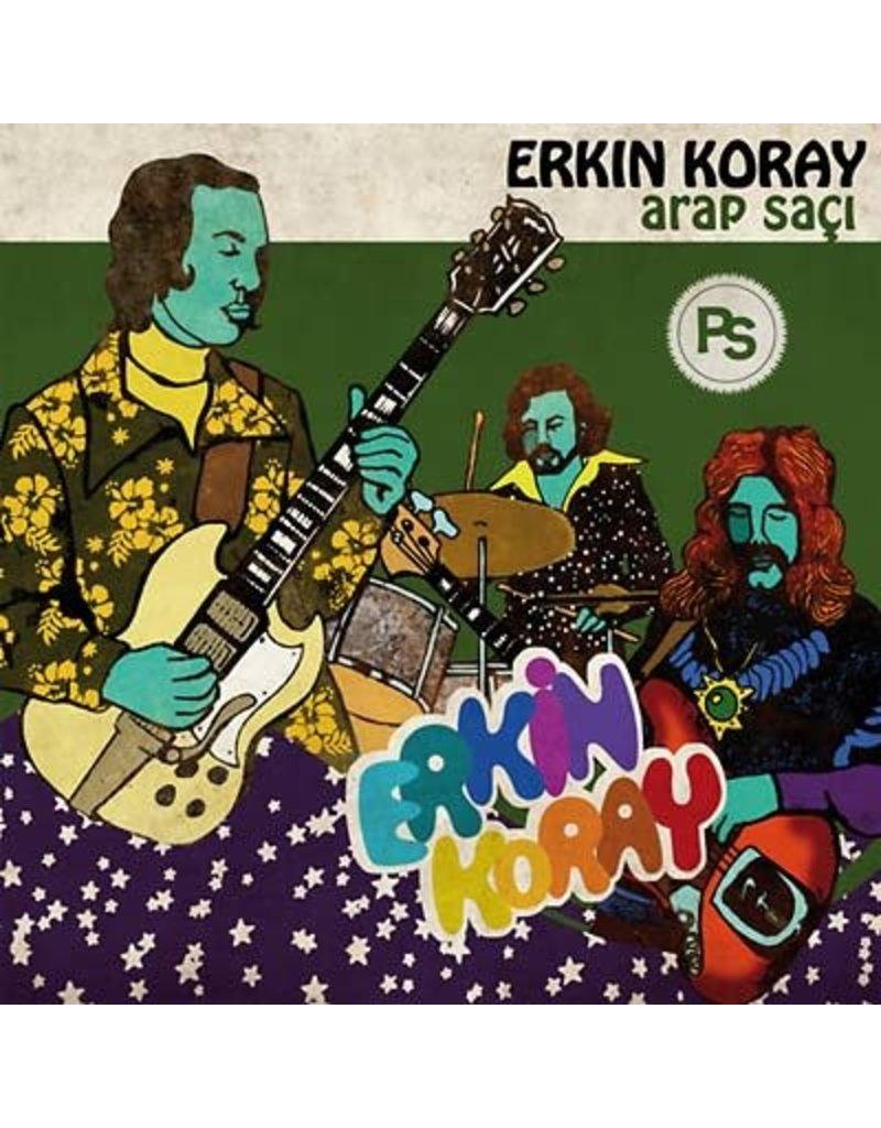 Pharaway Koray, Erken: Arap Saci LP