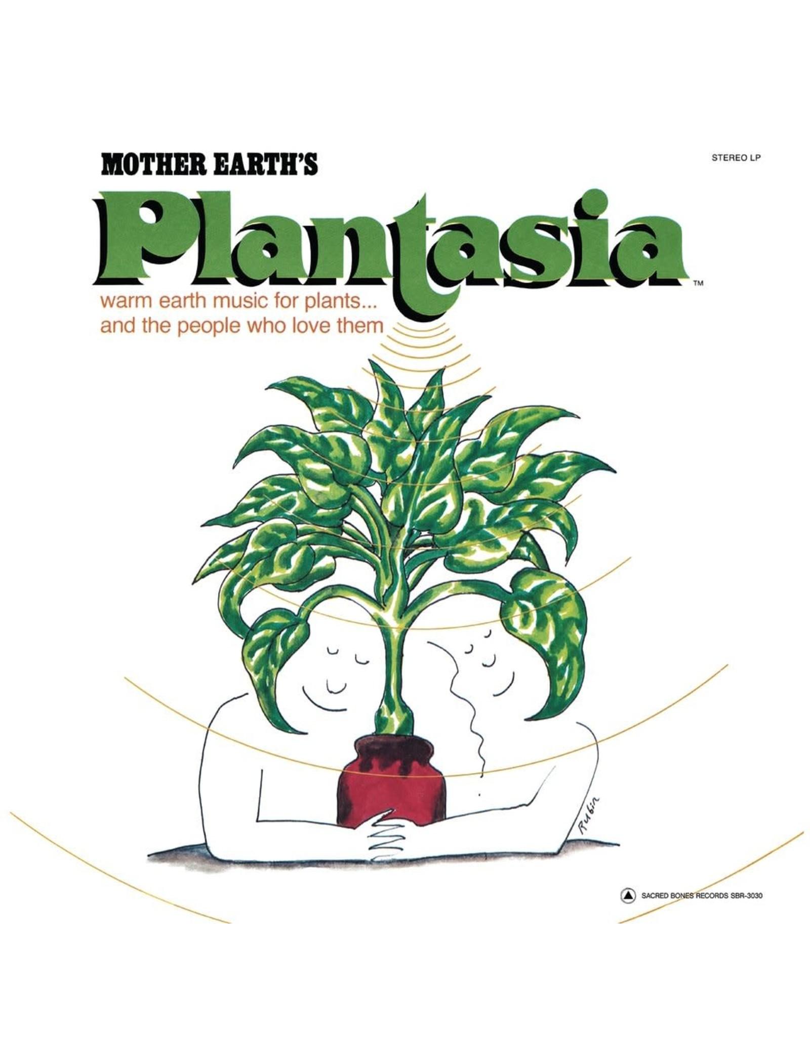 Sacred Bones Garson, Mort: Mother Earth's Plantasia (green vinyl) LP