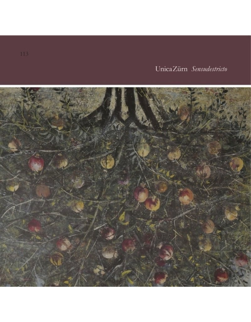 Touch UnicaZurn: Sensudestricto LP