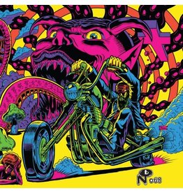 Numero V/A: Warfaring Strangers: Acid Nightmares LP