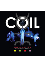 Coil: Live in Moscow LP
