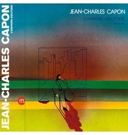 Souffle Continu Capon, Jean-Charles: L'univers-Solitude LP