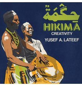 Key System Lateef, Yusef: Hikima: Creativity LP