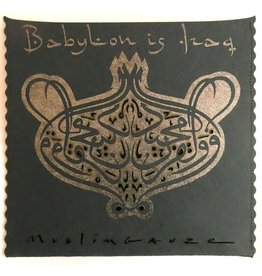 Staalplaat Muslimgauze: Babylon Is Iraq LP