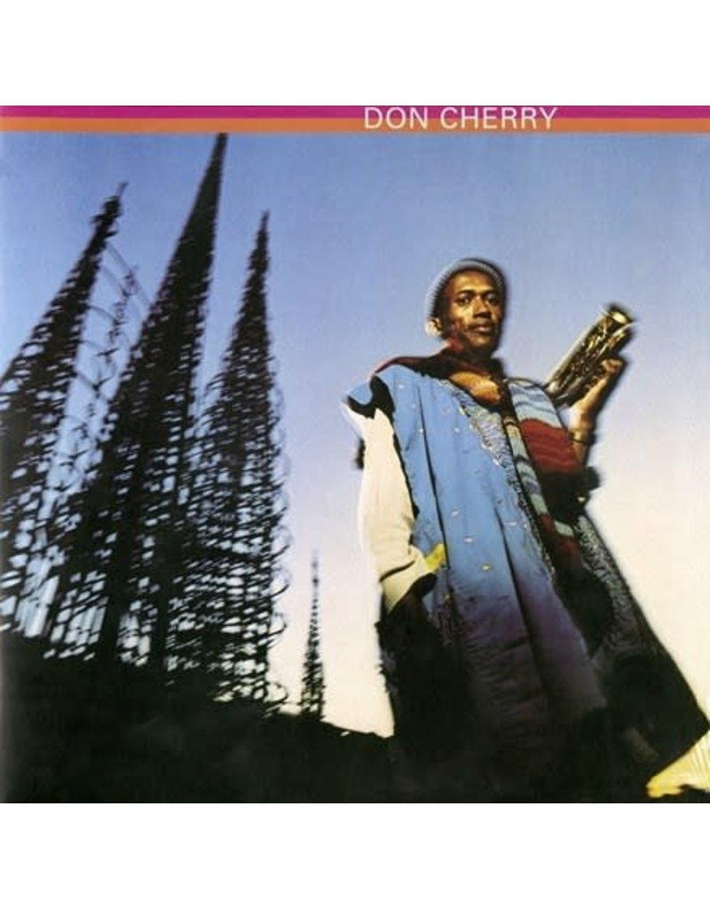 A&M Cherry, Don: Brown Rice LP