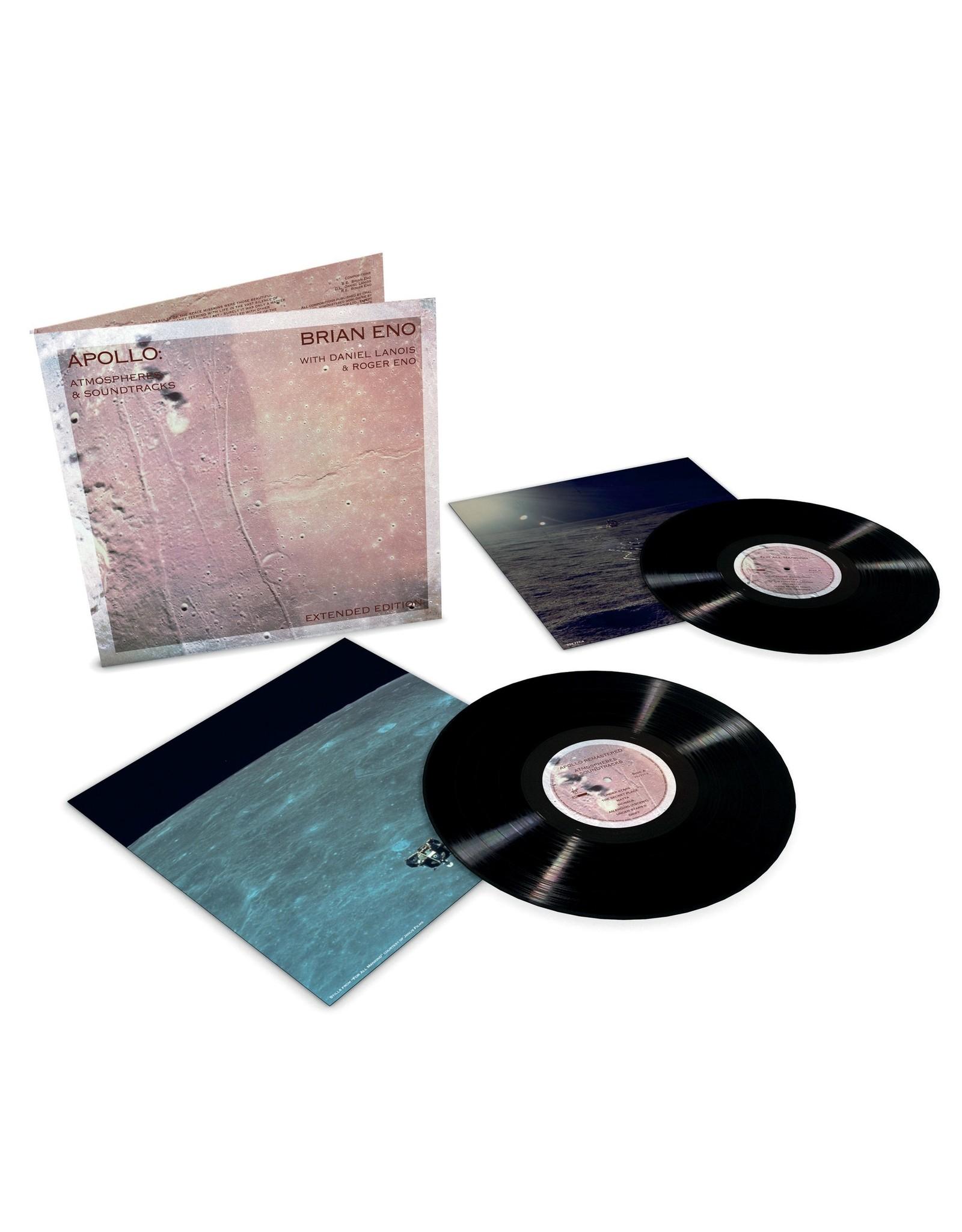 Astralwerks Eno, Brian: Apollo : Atmospheres & Soundtracks LP