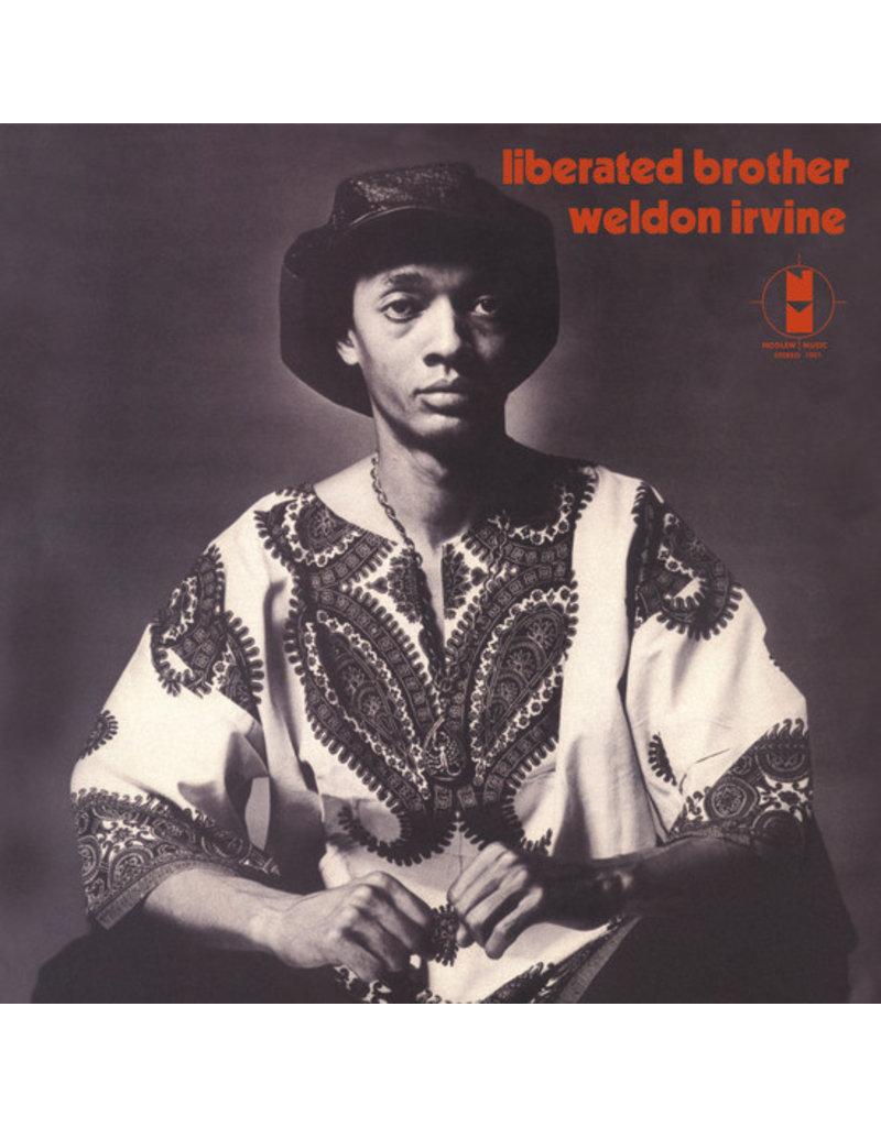 Pure Pleasure Irvine, Weldon: Liberated Brother LP